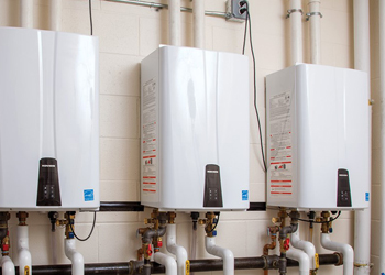 Tankles Water Heaters
