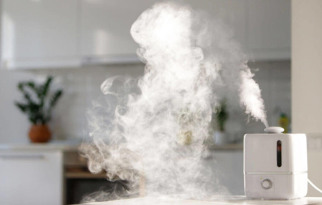 Why prefer using humidifiers during winter?