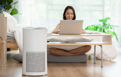 Improve Your Indoor Air Quality With An Air Purifier
